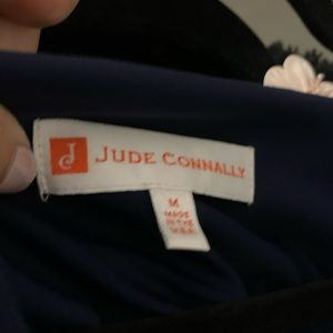 Jude Connally Dresses - Jude Connally Navy shift dress